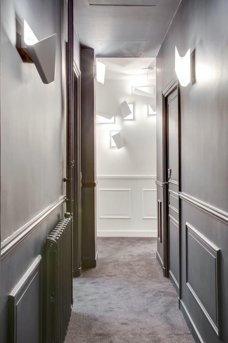Rénovation des bureaux pour un cabinet d'avocats | Couloir