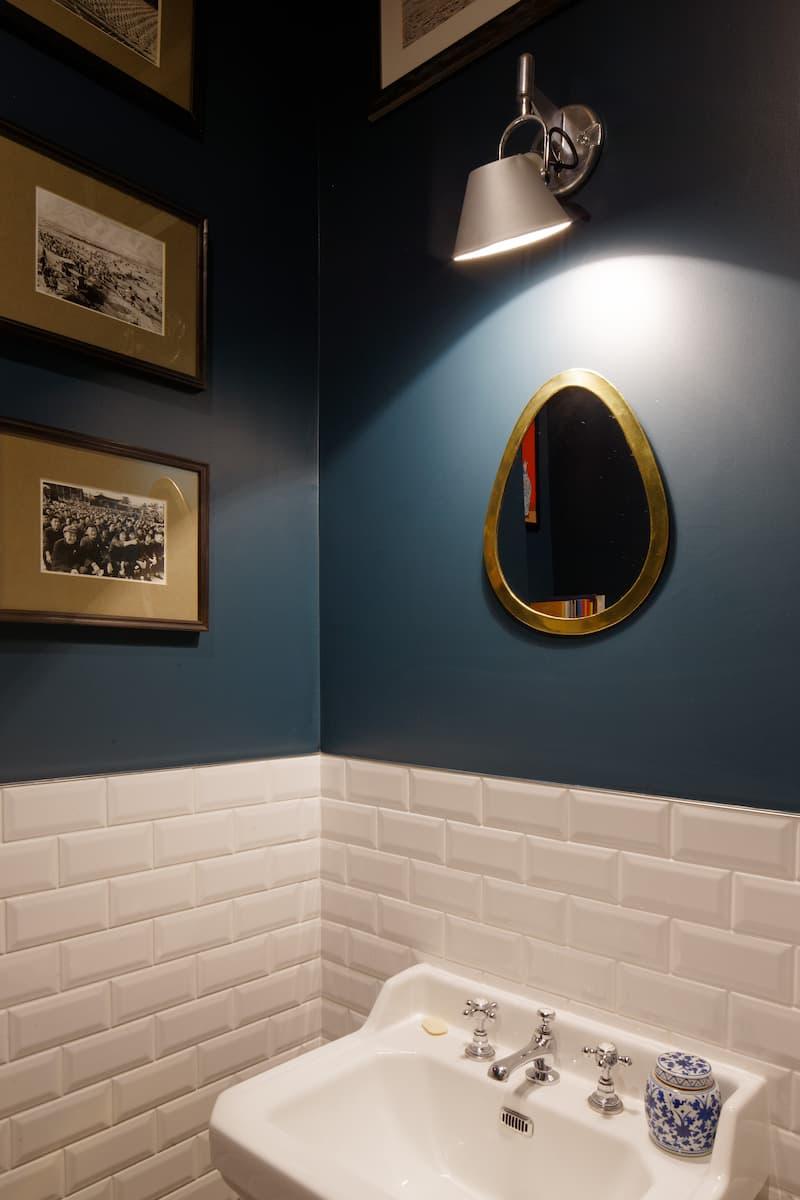 Travaux et rénovation des WC